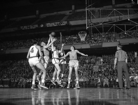 Meet the Man Who Preserved Decades of NBA History | History | Scoop.it