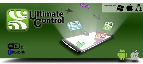 Ultimate Mouse : contrôler votre ordinateur avec votre smartphone | Ressources informatique et classe | Scoop.it