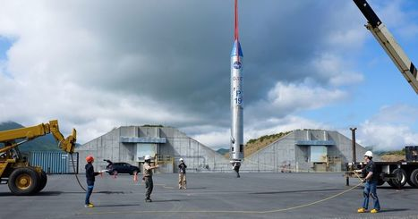 Two SpaceX founders will build a rocket for microsatellites | Heron | Scoop.it