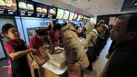 McDonald's to keep minority stake in China, Hong Kong stores: source | Canadian Retail Update | Scoop.it