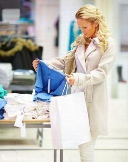 Les Français recherchent des vêtements et des tablettes tactiles en soldes | Matériel électrique | Scoop.it