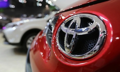 Toyota tops automakers in U.S. patents for 2012 - Automotive News | Toyota | Scoop.it