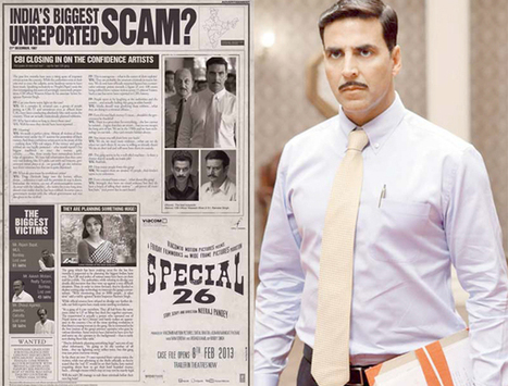 Special 26 • Movie Reviews • BollyWoodle | Bollywoodle Movie Reviews | Scoop.it