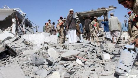 Yémen: premier bilan en demi-teinte pour la coalition pro-saoudienne   - Hebdo - RFI   Wedge Issue   Scoop.it