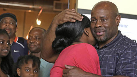 Rodell Sanders, exonerated Chicago man, freed from prison after two decades | SocialAction2015 | Scoop.it