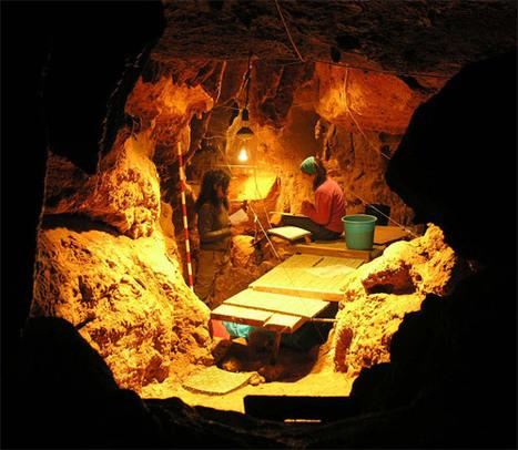 Pour la Science -  Actualité - Une cellule familiale chez Néandertal | Aux origines | Scoop.it