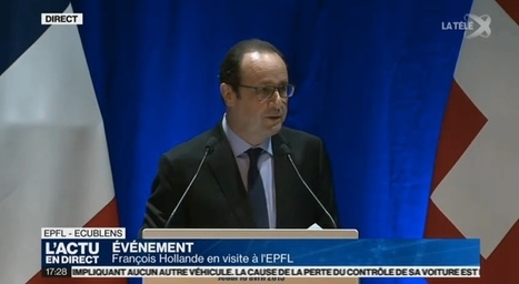 French President F. Hollande announces unlimited access to OpenClassrooms for all jobseekers | OpenClassrooms : le blog | Pédagogie et Multimédias | Scoop.it