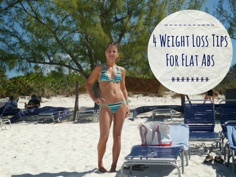 4 Weight loss tips that reshape your waist and give you flat abs |The Seaman Mom | Healthy Lifestyle | Scoop.it