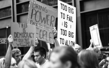 5 Most Memorable Moments From Occupy Wall Street In 2012 | News in english | Scoop.it