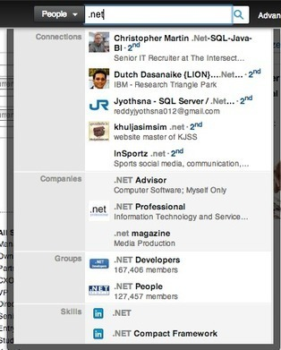 Job Seekers: How LinkedIn's New Search Capabilities Can Help You | Career Transition | Scoop.it