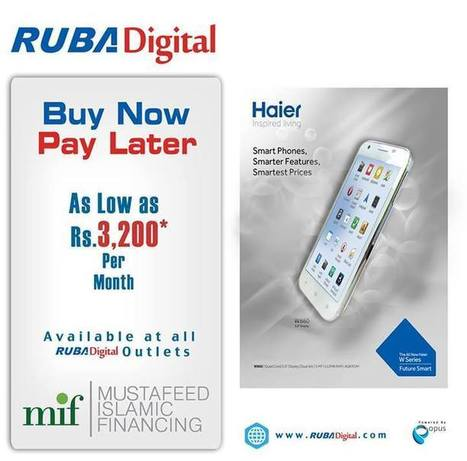 Haier Cell Phone | Ruba Digital | Scoop.it