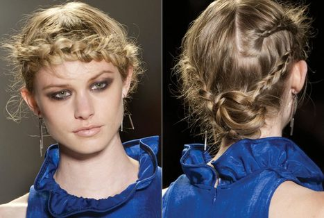 Spring / Summer 2013 Hair Trends | Hair Style | Scoop.it