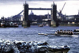 Terror in the Thames! | Articles | Features | Fortean Times UK | Strange and Unusual | Scoop.it