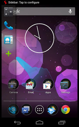 Sidebar Pro v3.5.1.1 | ApkLife-Android Apps Games Themes | Android Applications And Games | Scoop.it