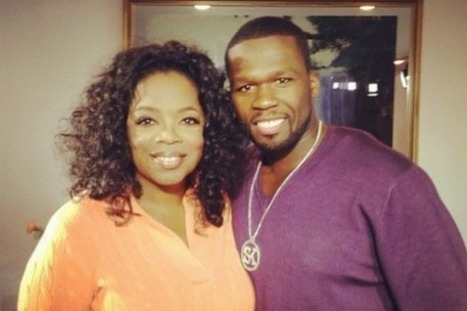 50 Cent Talks With Oprah; Discusses Philosophy on Death | AllHipHop.com | TheBottomlineNow | Scoop.it