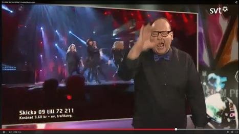 Cet interprète en langue des signes a volé la vedette | 16s3d: Bestioles, opinions & pétitions | Scoop.it