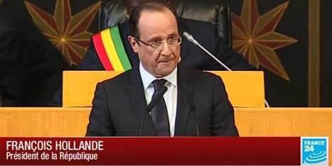 Hollande - Sarkozy : les deux discours de Dakar | L'environnement de la persuasion | Scoop.it