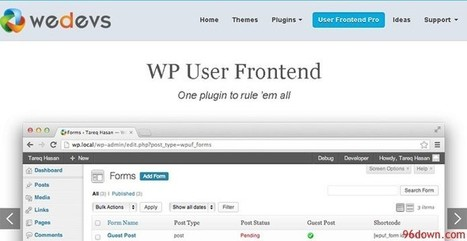 WP User Frontend Pro | Download Free Nulled Scripts | WP User Frontend pro | Scoop.it
