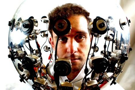 Videodome (2012) - Garnet Hertz | new cinema | Scoop.it