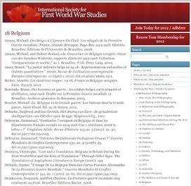 Bibliographie collaborative de la Grande Guerre avec Zotero | Zotero | Scoop.it