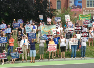 New Yorkers Call for Renewables at Anti-Fracking Rally During Cuomo Fundraiser | EcoWatch | Scoop.it
