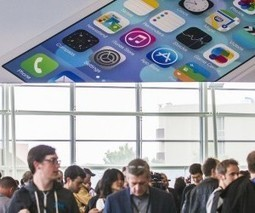 Every designer in existence has redesigned iOS 7. Why don't you give it a go? | Appetizrr | Scoop.it