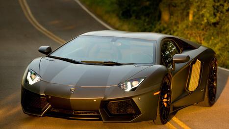 The Lamborghini Aventador Is The New Ultimate Transformer   Transformers   Scoop.it