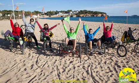 Vacances de Paques et de Printemps en vélo couché ou tricycle couché | Bici reclinada - Recumbent bike - Vélo couché | Scoop.it