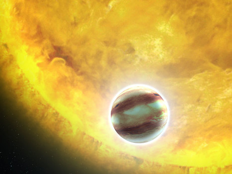 Signature of Water Found on 5 Exoplanets by Hubble Telescope | Amazing Science | Scoop.it