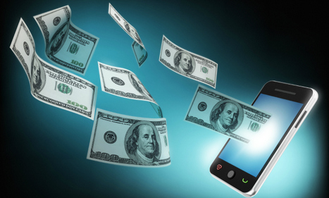Mobile Payments Will Top $1 Trillion Worldwide by 2017 [FORECAST] | Payments 2.0 | Scoop.it