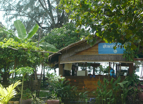 The far side of Otres Beach | Travelfish on Cambodia | Wandering Salsero | Scoop.it