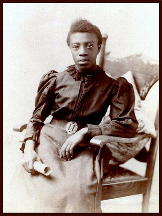 Black Victoriana dress and style rare images | Black Fashion Designers | Scoop.it