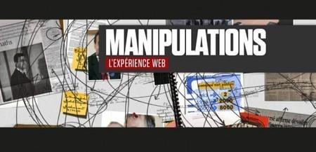 Webdoc – Manipulations, l'expérience du web | Nouvelles écritures et transmedia | Scoop.it