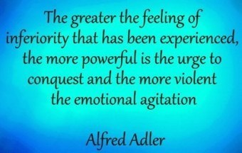 The greater the feeling - Alfred Adler | Socio-Cultural Norms and Stereotypes in International Collaboration | Scoop.it