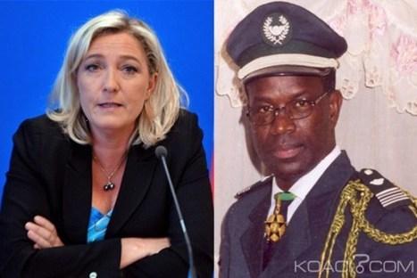 Sénégal: La cinglante réplique du Colonel Moumar Gueye à Marine Le Pen « où donc était ton père pendant la guerre »? | HUMAN RIGHTS ? | Scoop.it