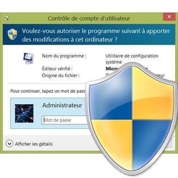 Renforcer le contrôle de compte d'utilisateur   WolfAryx informatique   Articles du site   Scoop.it