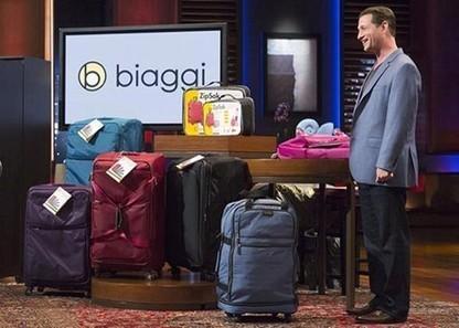Shark Tank's Biaggi entrepreneur Stephen Hersh bags Beyond the Tank | Living style | Scoop.it