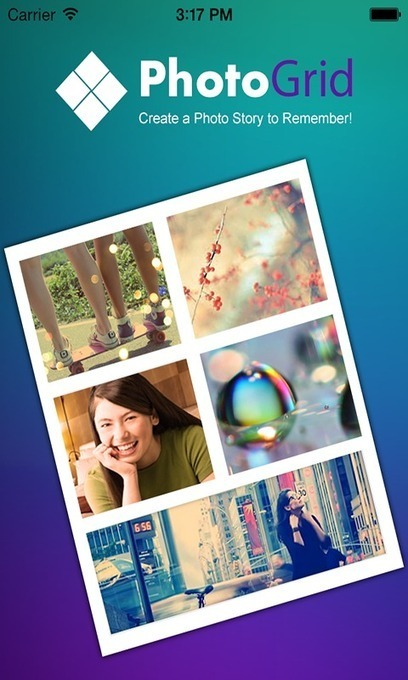 A Wonderful Frames For Your Friends Through Your Smart Phone With Photo Grid On iTunes | xevoke Consulting Services - ContractIQ | Photo Grid - Frame Maker On iTunes | Scoop.it