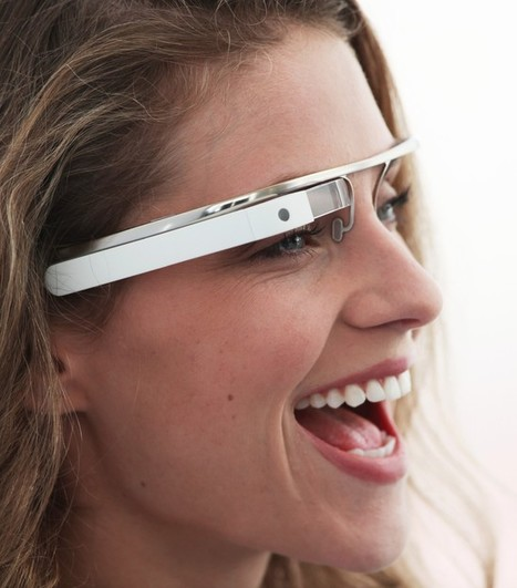 ✦ Leves e potentes, óculos do Google têm potencial sem precedentes | Science & Technology Topics | Scoop.it