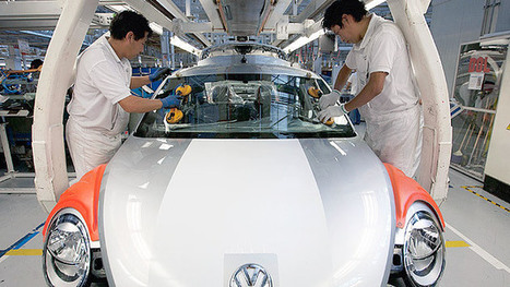 Four Reasons Mexico Is Becoming a Global Manufacturing Power - BW | U.S. Manufacturing | Scoop.it