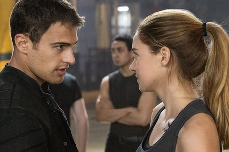 'Divergent' Teaser Features Menacing Kate Winslet, Lots of Romance and Action ... - TheWrap | Romance | Scoop.it