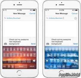 Hướng dẫn cài hình nền bàn phím trên iPhone iOS 8 | Avast Mobile Backup & Restore v1.0.7650 cho Android | Scoop.it