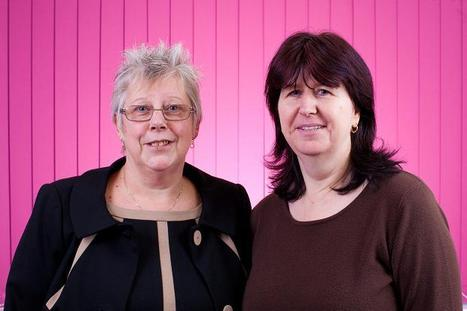 Jayne Hulbert and Jayne Cresswell,  creators of the SWEET  Project. Helping families and adults in Birmingham to meet the challenges they face on a daily basis. | Ogunte | Women Social Innovators | Scoop.it