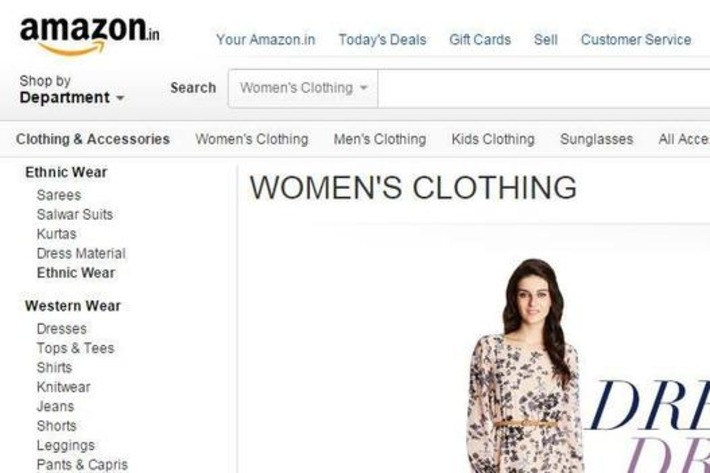 Amazon preparing for big push into fashion retail | 255 Fashion and Ecommerce | Scoop.it