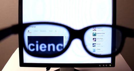 شاشة LCD التي تعرض محتواها لعينيك فقط - المجلة ٱلتقنية | Cours Informatique | Scoop.it