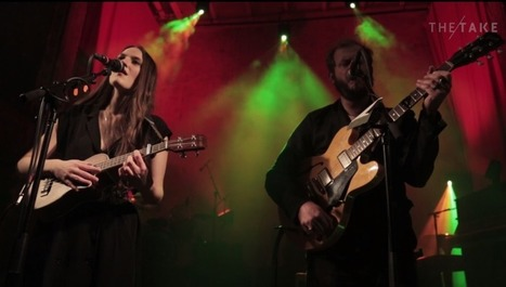 """The Staves cover Bruce Springsteen's """"I'm On Fire"""" with Justin Vernon - Consequence Of Sound 
