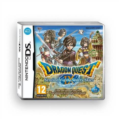 Dragon Quest IX - Refurbished (Nintendo DS) | Buy PS4 Video Games United Kingdom | Scoop.it