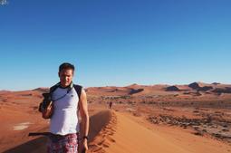 EPOC: Namibian desert - Thoughts | EPOC - Extraordinary People | Scoop.it