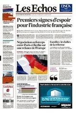 Créations d'usines: quand laFrance remonte la pente | Press book trendeo | Scoop.it