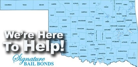 Signature Bail Bond of Tulsa | 918-744-6688 | Stuff To buy | Scoop.it